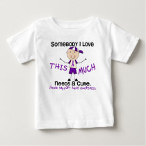 Somebody I Love - Lupus (Boy) Baby T-Shirt