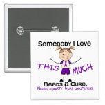 Somebody I Love - Lupus (Girl) Buttons