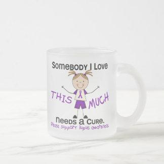 Somebody I Love - Lupus Girl Coffee Mug