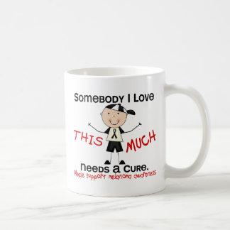 Somebody I Love - Melanoma Boy Mug