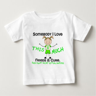 Somebody I Love - Muscular Dystrophy (Girl) T-shirts