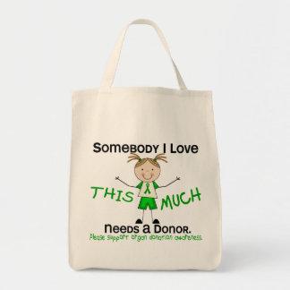Somebody I Love - Organ Donation (Girl) Bag