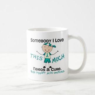 Somebody I Love - PCOS Boy Mug