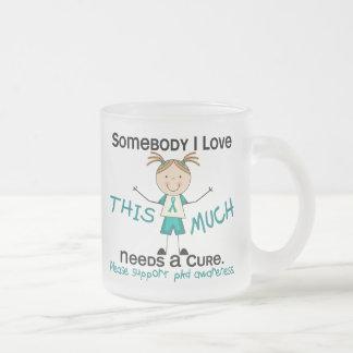 Somebody I Love - PKD Girl Coffee Mugs