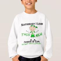 Somebody I Love - Tourettes Syndrome (Boy) Sweatshirt