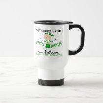 Somebody I Love - Tourettes Syndrome (Boy) Travel Mug