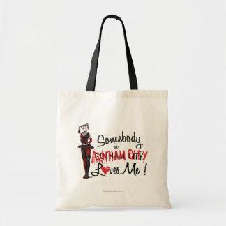 Somebody in AC Loves Me - Harley Tote Bag