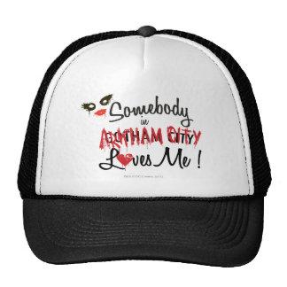 Somebody in AC Loves Me Trucker Hat