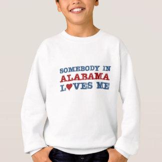 Somebody In Alabama Loves Me Sweatshirt