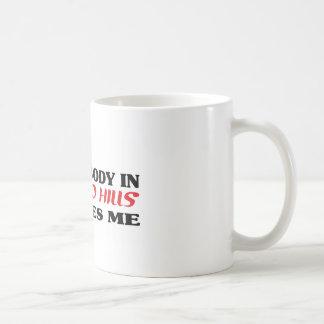 Somebody in Chino Hills loves me t shirt Coffee Mug