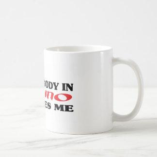 Somebody in Chino loves me t shirt Coffee Mug