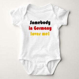 Somebody in Germany Loves Me! - Infant Creeper