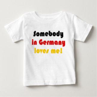 Somebody in Germany Loves Me! - Infant T-Shirt