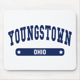 Somebody in Lake Worth loves me t shirt Mousepad