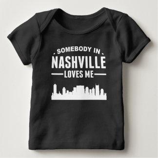 Somebody In Nashville Loves Me Shirts