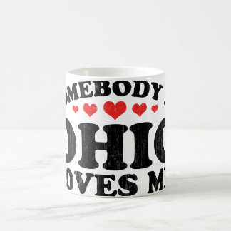 Somebody In Ohio Vintage Mugs