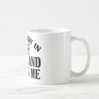 Somebody In Thailand Loves Me Mug