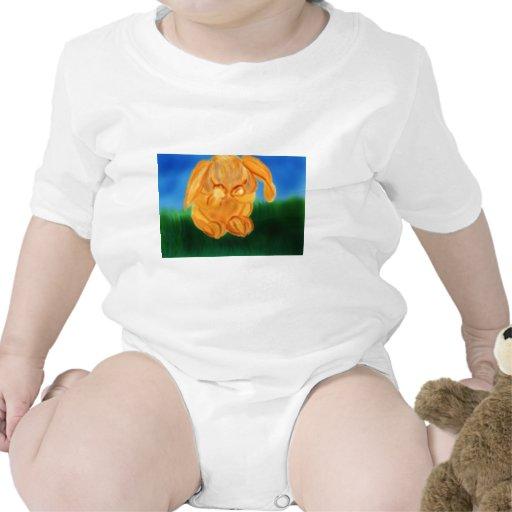 SomeBunny avergonzado Camiseta