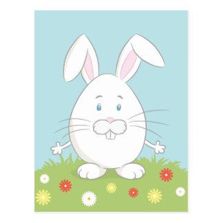 ¡Somebunny le ama! Postal de Pascua
