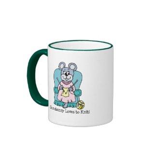 Knit mug