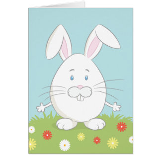 Somebunny Loves You Easter Card