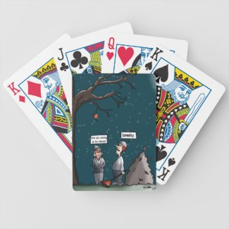 Someday Bicycle Playing Cards