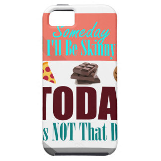 Someday I'll Be Skinny iPhone SE/5/5s Case