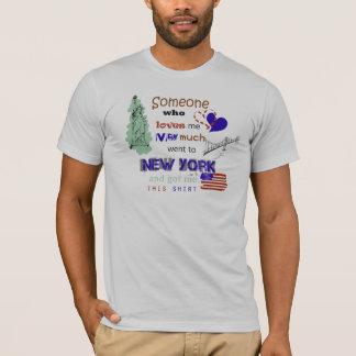 Someone Got me - NY T-Shirt