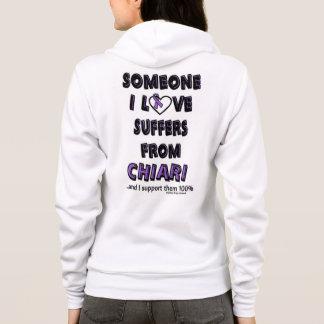 Someone I Love...Chiari Hoodie