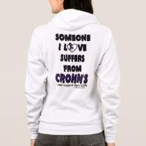 Someone I Love...Crohn's Hoodie