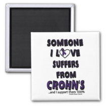 Someone I Love...Crohn's Magnet