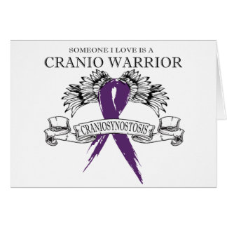 Someone I love has Cranio Card