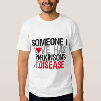 Someone I Love Has Parkinson's Disease Dresses