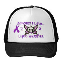 Someone I Love...is a Lupus Warrior Trucker Hat
