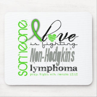 Someone I love Mouse Pad
