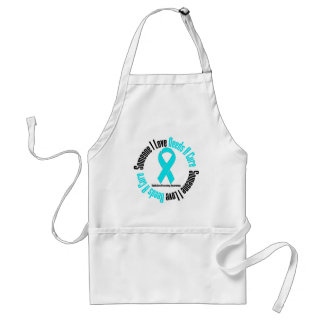 Someone I Love Needs A Cure Addiction Recovery Adult Apron