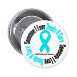 Someone I Love Needs A Cure Addiction Recovery Pins