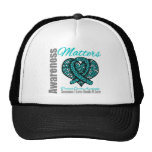 Someone I Love Needs A Cure - Ovarian Cancer Trucker Hat