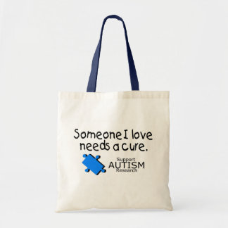 Someone I Love Needs A Cure Tote Bag