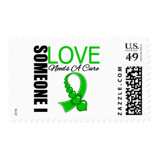 Someone I Love Needs A Cure Traumatic Brain Injury Postage Stamps