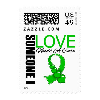 Someone I Love Needs A Cure Traumatic Brain Injury Postage Stamp