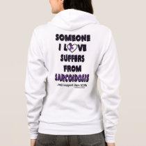 Someone I Love...Sarcoidosis Hoodie