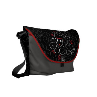 Someone I Used To Know Messenger Bag