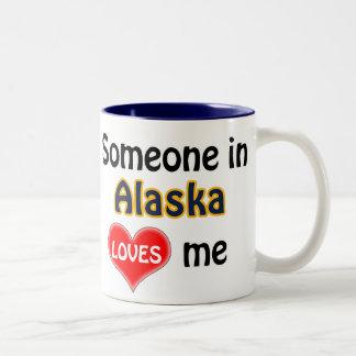 Someone in Alaska loves me