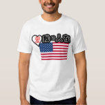 Someone in America loves me! (Chinese symbols) T-shirt