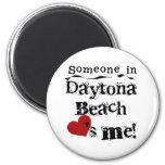 Someone in Daytona Beach Magnets