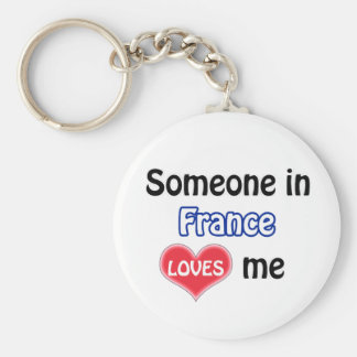 Someone in France Loves me