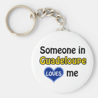 Someone in Guadeloupe Loves me
