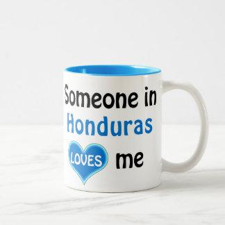 Someone in Honduras loves me