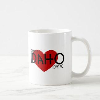 Someone in Idaho Loves Me Coffee Mug